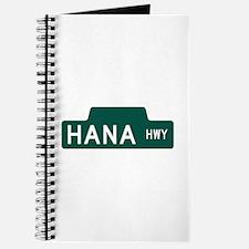 hana highway, hi road Journal