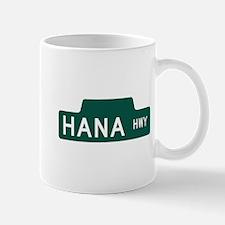 hana highway, hi road Mug