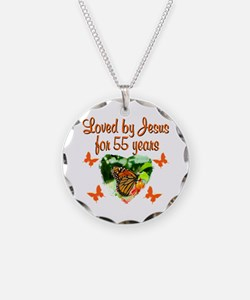 CHRISTIAN 55TH Necklace