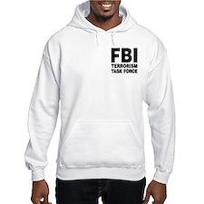 FBI Terrorism Task Force Jumper Hoodie