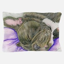 Sleepy Frenchie Pillow Case