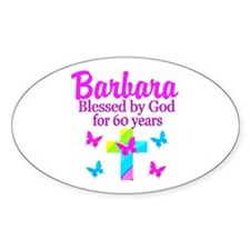 DELIGHTFUL 60TH Decal