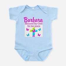 DELIGHTFUL 60TH Infant Bodysuit