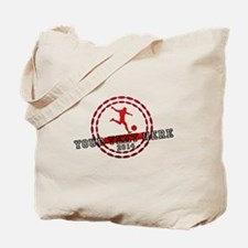 Personalized Sport Tag Tote Bag