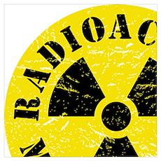Radioactive Materials Poster