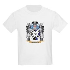Johnson- Coat of Arms - Family Crest T-Shirt