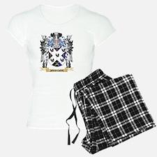 Johnson- Coat of Arms - Fam Pajamas