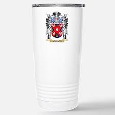 Johnson Coat of Arms - Travel Mug