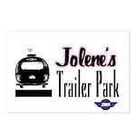 Jolene's Trailer Park Retro Postcards (Package of