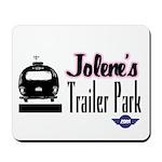 Jolene's Trailer Park Retro Mousepad