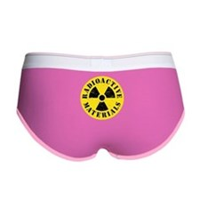 Radioactive Materials Women's Boy Brief