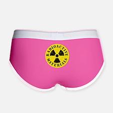 Radioactive Materials Women's Boy Brief