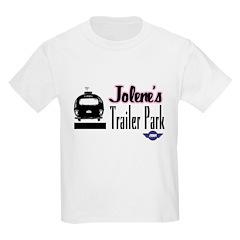 Jolene's Trailer Park Retro Kids T-Shirt