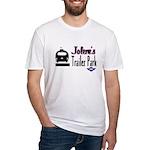 Jolene's Trailer Park Retro Fitted T-Shirt