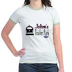 Jolene's Trailer Park Retro Jr. Ringer T-shirt