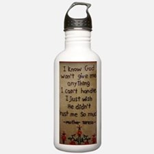 Unique Antique Water Bottle