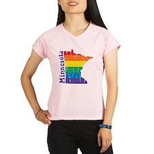 Minnesota Pride Performance Dry T-Shirt