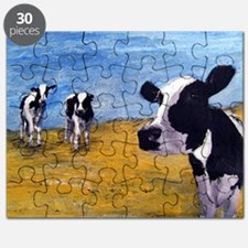 Cow World Puzzle