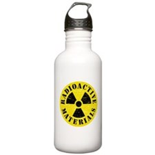 Radioactive Materials Sports Water Bottle