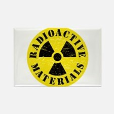 Radioactive Materials Magnets