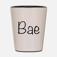 Bae Shot Glass
