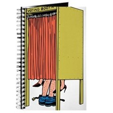 Voting Booth Journal