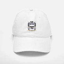 Jordan Coat of Arms - Family Crest Baseball Baseball Cap