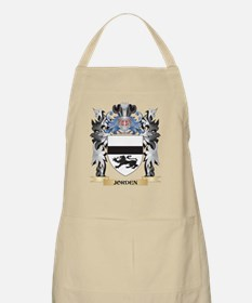 Jorden Coat of Arms - Family Crest Apron