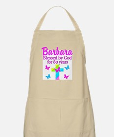 LOVELY 80TH Apron