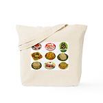 Gelatin Mold Tote Bag