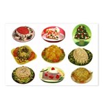 Gelatin Mold Postcards (Package of 8)