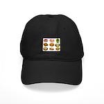 Gelatin Mold Black Cap