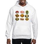 Gelatin Mold Hooded Sweatshirt