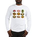 Gelatin Mold Long Sleeve T-Shirt