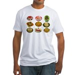 Gelatin Mold Fitted T-Shirt