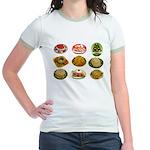 Gelatin Mold Jr. Ringer T-shirt