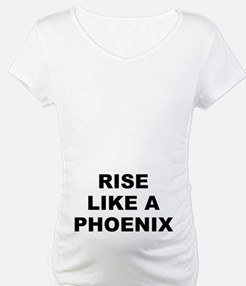 R.l.a.p. Women's White Shirt