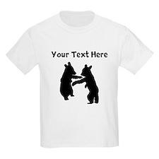 Bear Cubs Silhouette T-Shirt