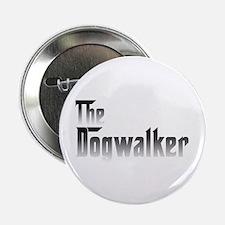 """Dogwalker 2.25"""" Button (10 pack)"""