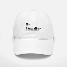 Dogwalker Baseball Baseball Cap