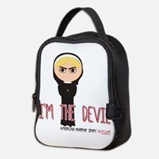 American Horror Story Chibi Sis Neoprene Lunch Bag