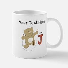 Custom Jump Bear Mugs