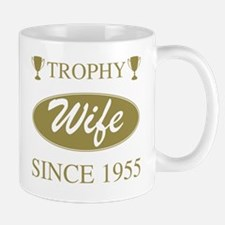 Trophy Wife Since 1955 Mug