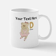 Custom Dance Bear Mugs