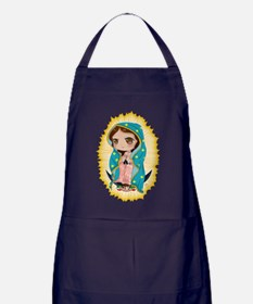 Our Lady of Guadalupe Apron (dark)