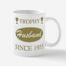 Trophy Husband Since 1955 Mug