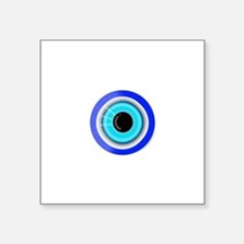 Evil Eye Good Luck Charm Symbol Sticker