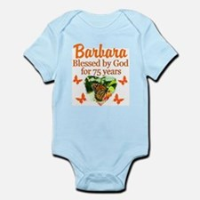 JOYOUS 75TH Infant Bodysuit