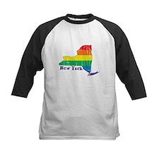 New York Pride Baseball Jersey