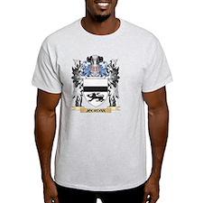 Jourdan Coat of Arms - Family Crest T-Shirt